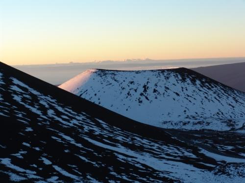 dormant volcano, caldera