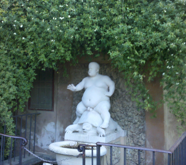Pietro Barbino, Cosimo I's dwarf jester