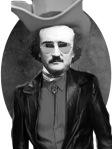 Edgar Allan Poe – BurtReynolds