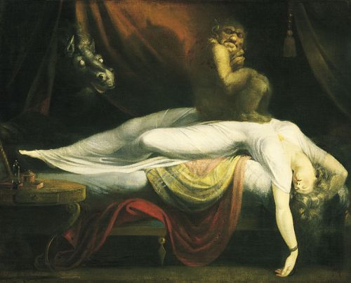 John Henry Fuseli The Nightmare