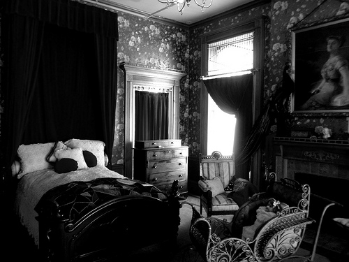 victorian bedroom pietro barbino